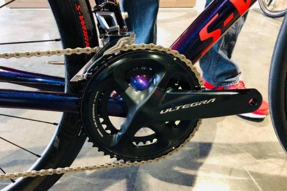 Le montage de vélo à la page Yzeure et Varennes-Vauzelles
