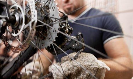 Réparer sa jante de vélo Yzeure et Varennes-Vauzelles